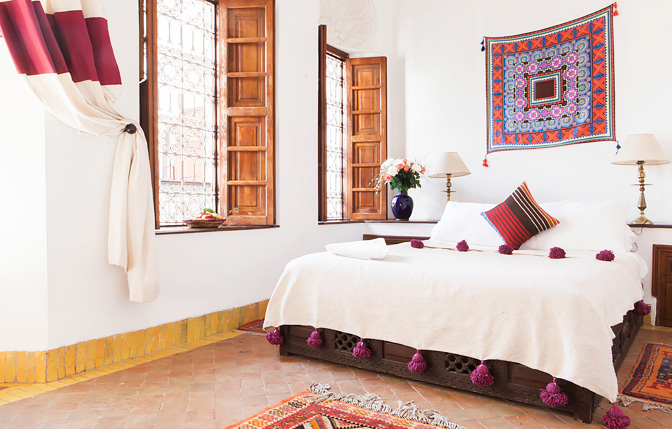 Riad Hotel, Marrakech, Morocco | small luxury hotels, boutique hotels