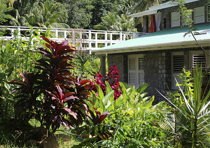 Plantation Dominica, LaPlaine, Dominica | small luxury hotels, boutique hotels