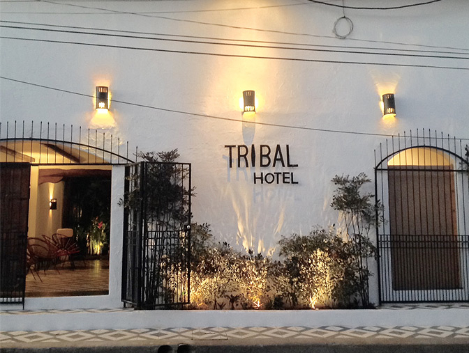Tribal Hotel, Granada, Nicaragua | small luxury hotels, boutique hotels