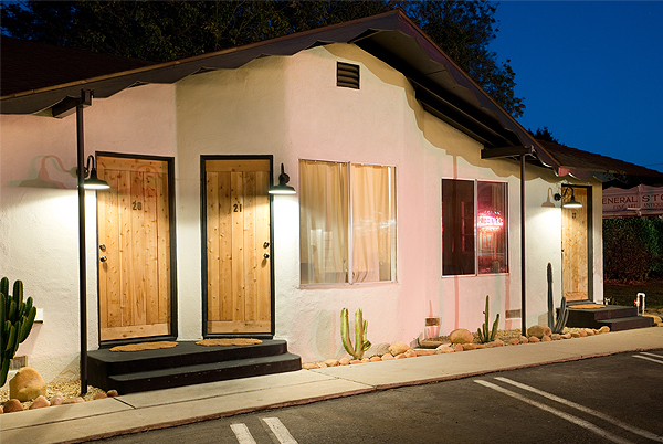 Alamo Motel, Los Alamos, California | small luxury hotels, boutique hotels