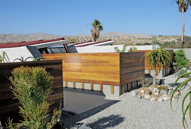 The Lautner, Desert Hot Springs, California | small luxury hotels, boutique hotels