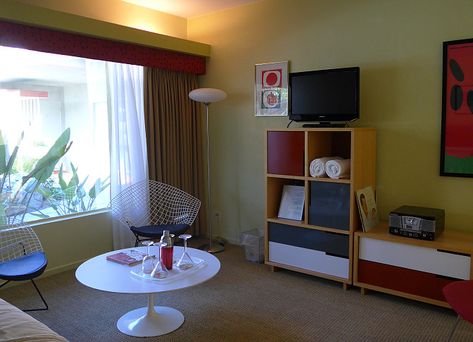 Orbit In, Palm Springs, California | small luxury hotels, boutique hotels