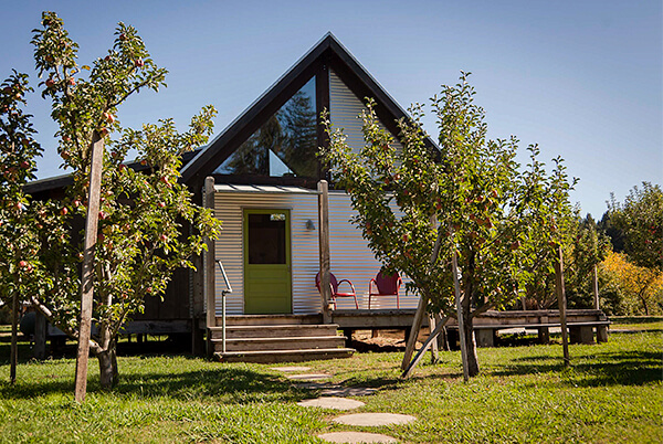 The Apple Farm, Philo, California | small luxury hotels, boutique hotels