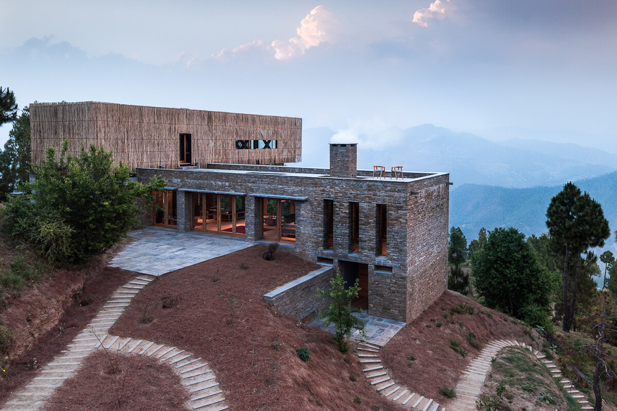 The Kumaon, Kasar Devi, India | small luxury hotels, boutique hotels