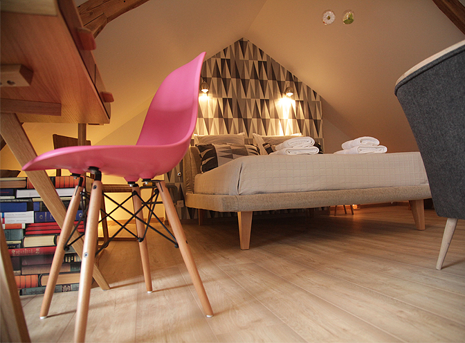 Retro Picard, Coucy-le-Château, Picardie, France | small luxury hotels, boutique hotels