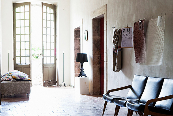 The Linen Mill, Carcassonne, France   small luxury hotels, boutique hotels