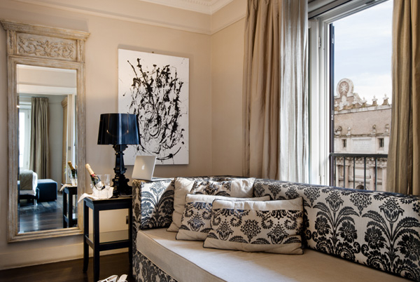Maison Romaine B&B, Rome, Italy | small luxury hotels, boutique hotels