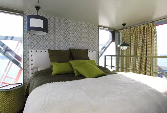The Crane, Amsterdam, Netherlands   small luxury hotels, boutique hotels