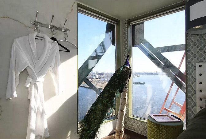 The Crane, Amsterdam, Netherlands | small luxury hotels, boutique hotels