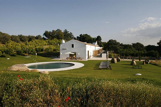 Alentejo Eco-House, Evora, Portugal | small luxury hotels, boutique hotels