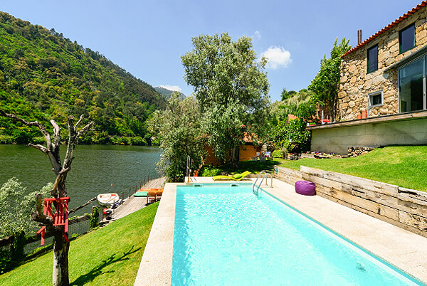 Casas de Pousadouro, Douro Valley, Portugal | small luxury hotels, boutique hotels