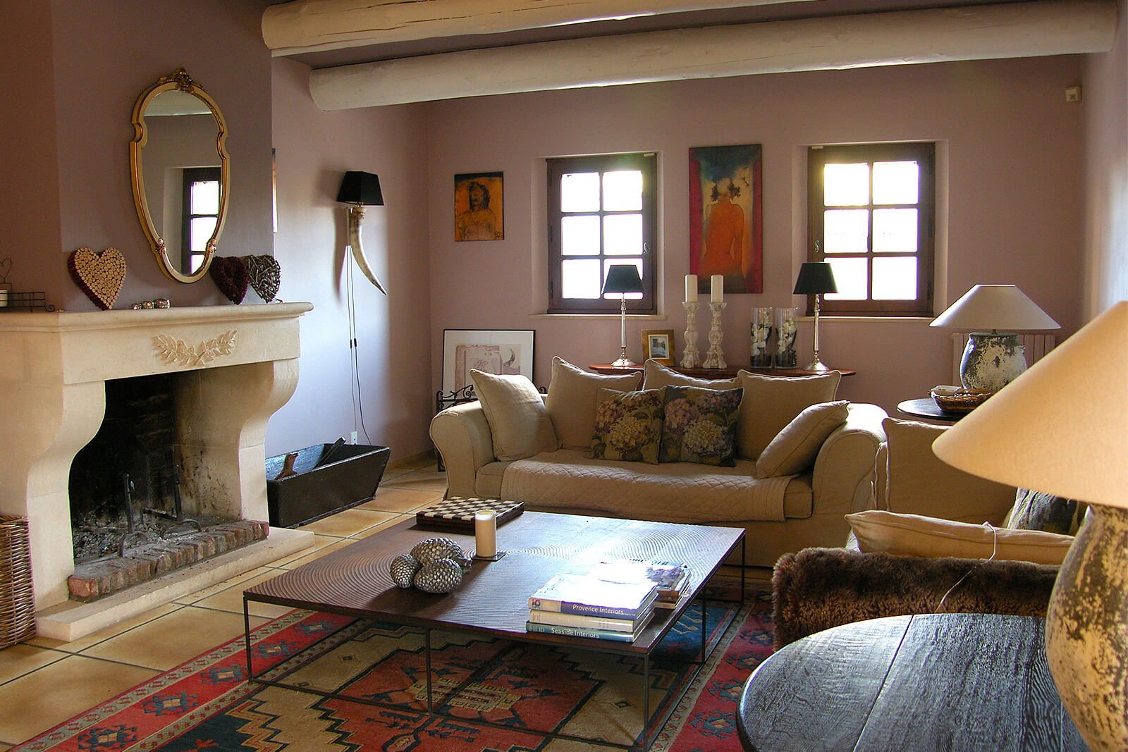 Charming Noves B&B, Provence, France | small luxury hotels, boutique hotels