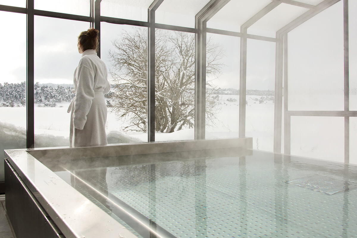 Lake Pecher Lodge - Chavagnac, Auvergne, France | small luxury hotels, boutique hotels | small luxury hotels, boutique hotels