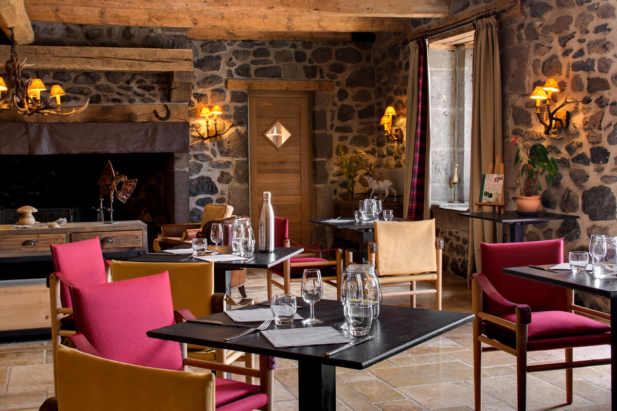 Lake Pecher Lodge - Chavagnac, Auvergne, France   small luxury hotels, boutique hotels   small luxury hotels, boutique hotels