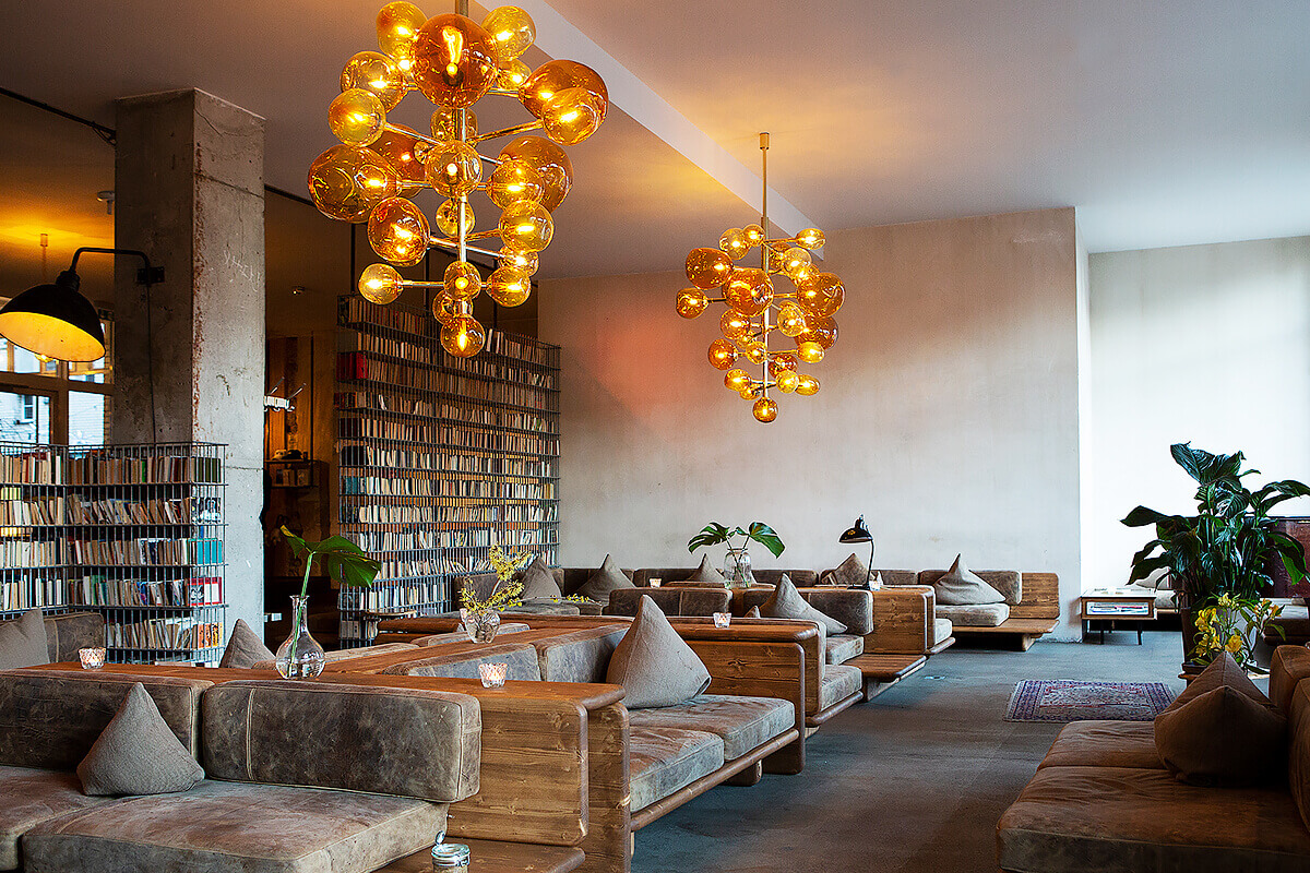 Michelberger Hotel - Berlin, Germany | small luxury hotels, boutique hotels