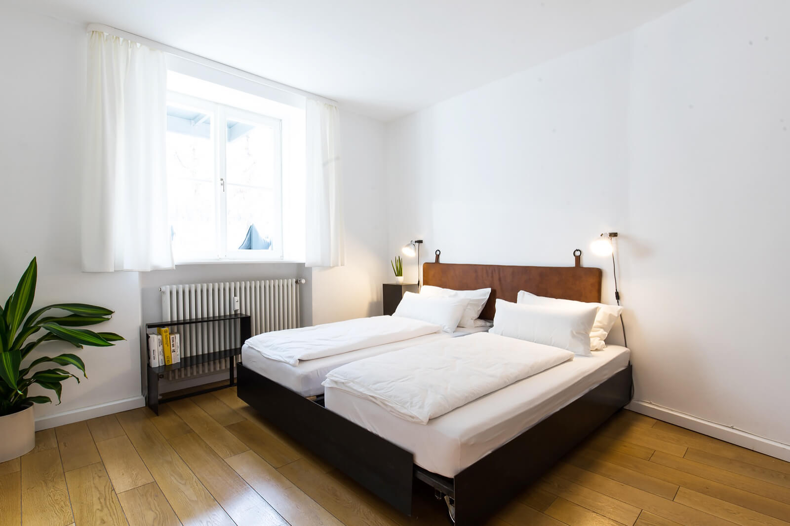 Vier Zimmer, Munich, Germany | small luxury hotels, boutique hotels