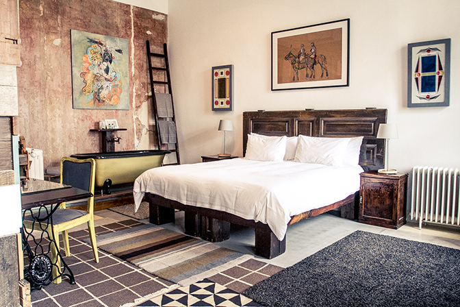 Brody House, Budapest, Hungary | small luxury hotels, boutique hotels