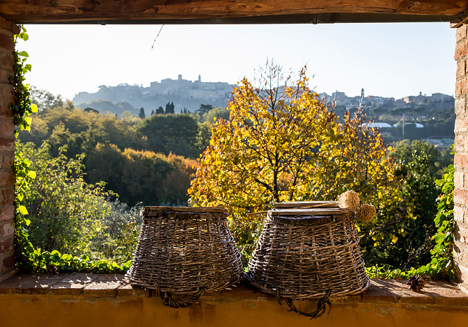 Fattoria San Martino, Montepulciano, Italy | small luxury hotels, boutique hotels
