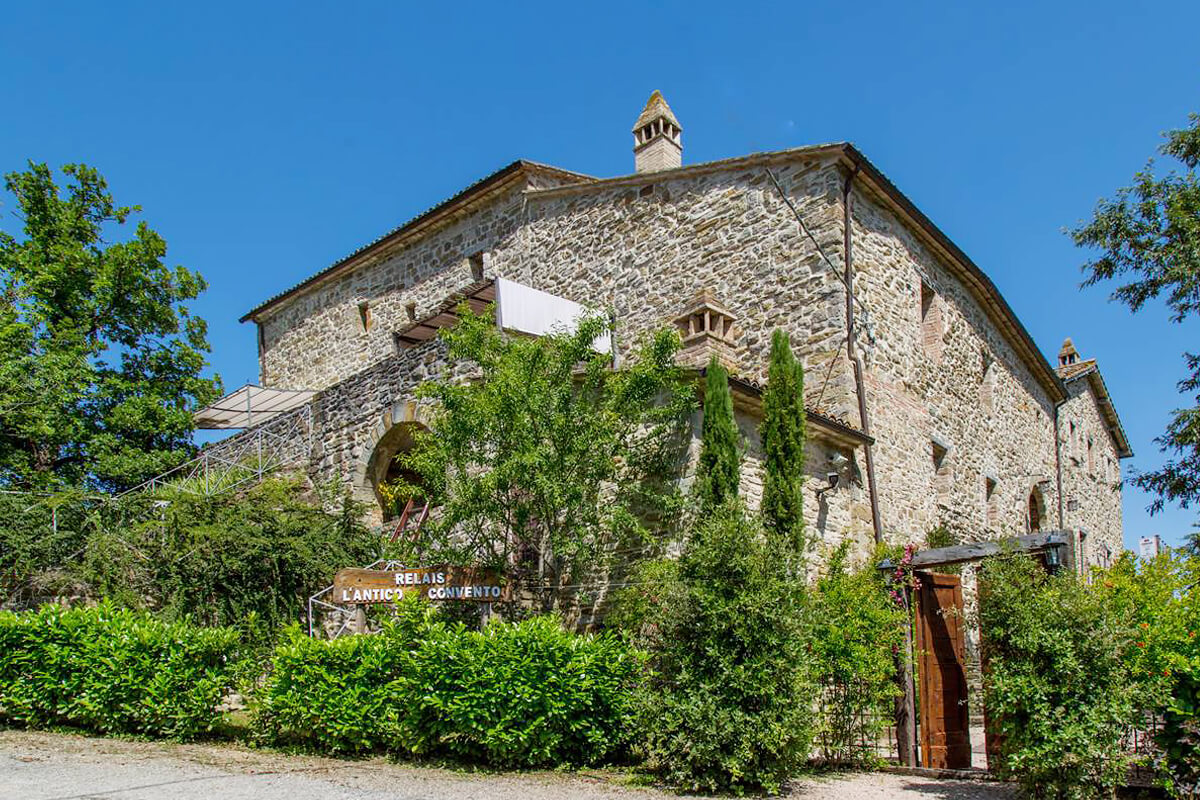 The Old Abbey - Umbertide, Umbria, Italy | small luxury hotels, boutique hotels