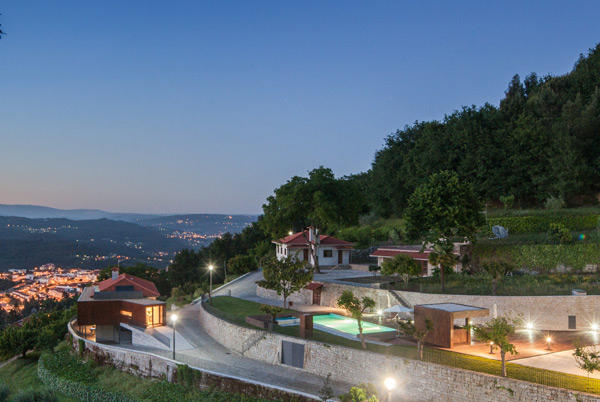 Quinta Do Fontelo, Vouzela, Portugal | small luxury hotels, boutique hotels