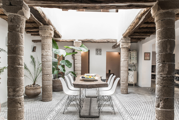Medina House, Essaouira, Morocco | vacation homes for rent