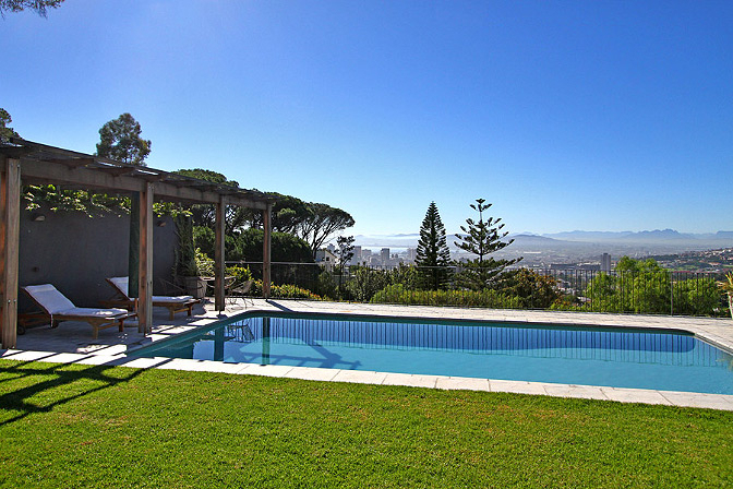Higgovale House, Cape Town, South Africa | modern vacation rentals