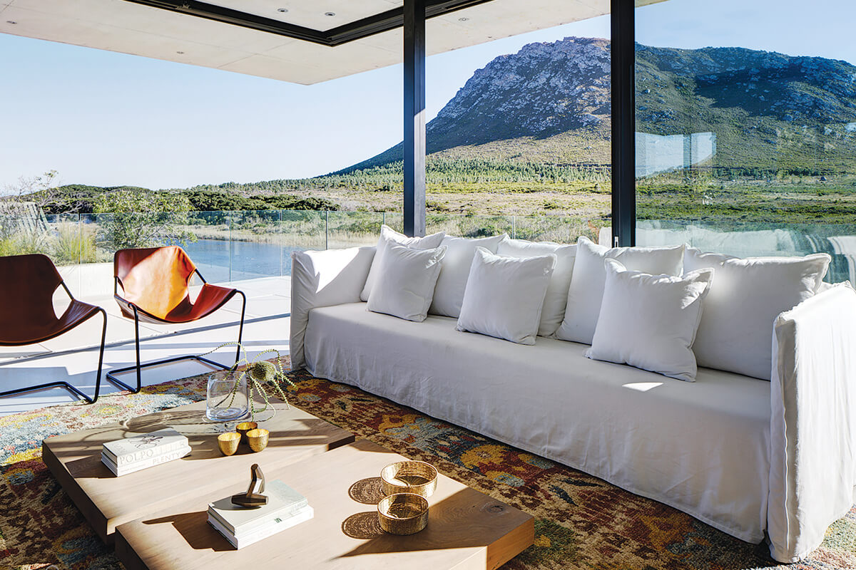 Restio River House, Pringle Bay, South Africa | holiday homes, holiday rentals