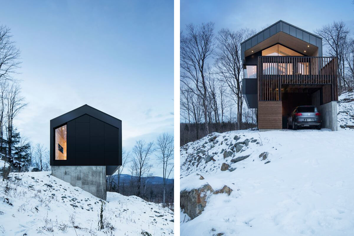 Bolton Residence, Quebec, Canada | holiday lettings
