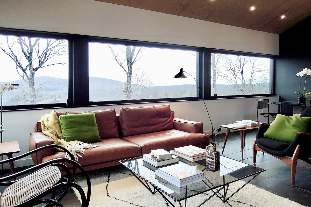 Bolton Residence - East Bolton, Quebec, Canada | holiday lettings