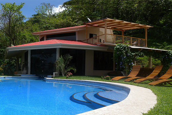 Tropical Villa, Santa Teresa, Costa Rica | holiday homes, holiday rentals