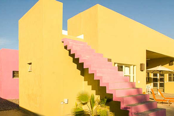Chilicote House, Todos Santos, Mexico   holiday lettings