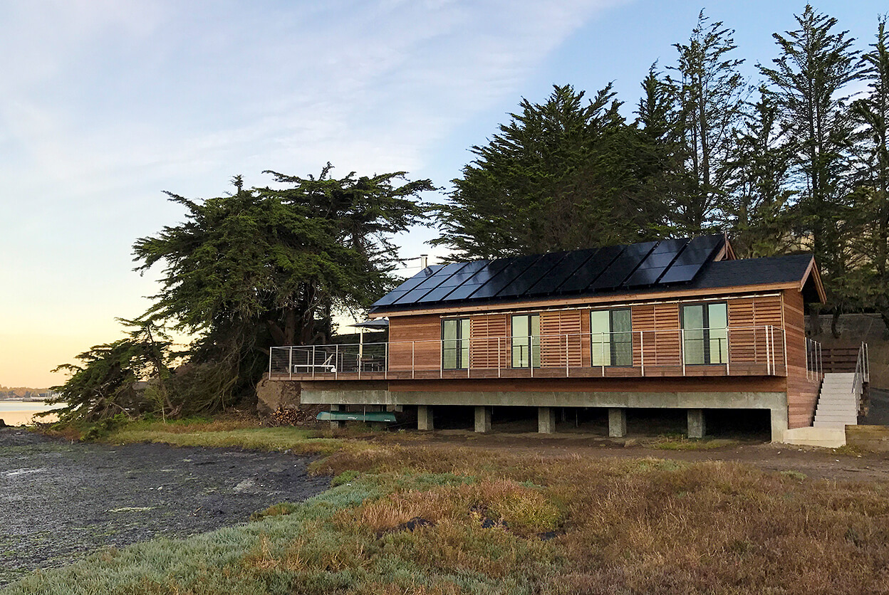 Curly's Cove, Bodega Bay, CA | beach house rentals