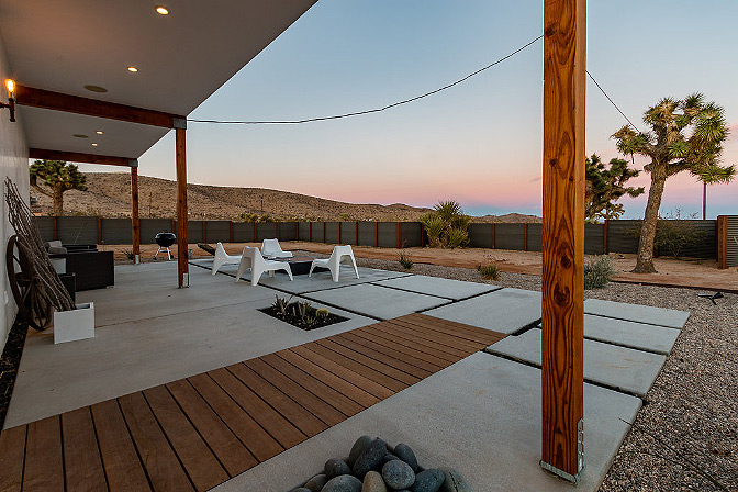Mojave Hideaway, Yucca Valley, California   vacation home rentals