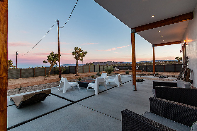 Mojave Hideaway, Yucca Valley, California | vacation home rentals