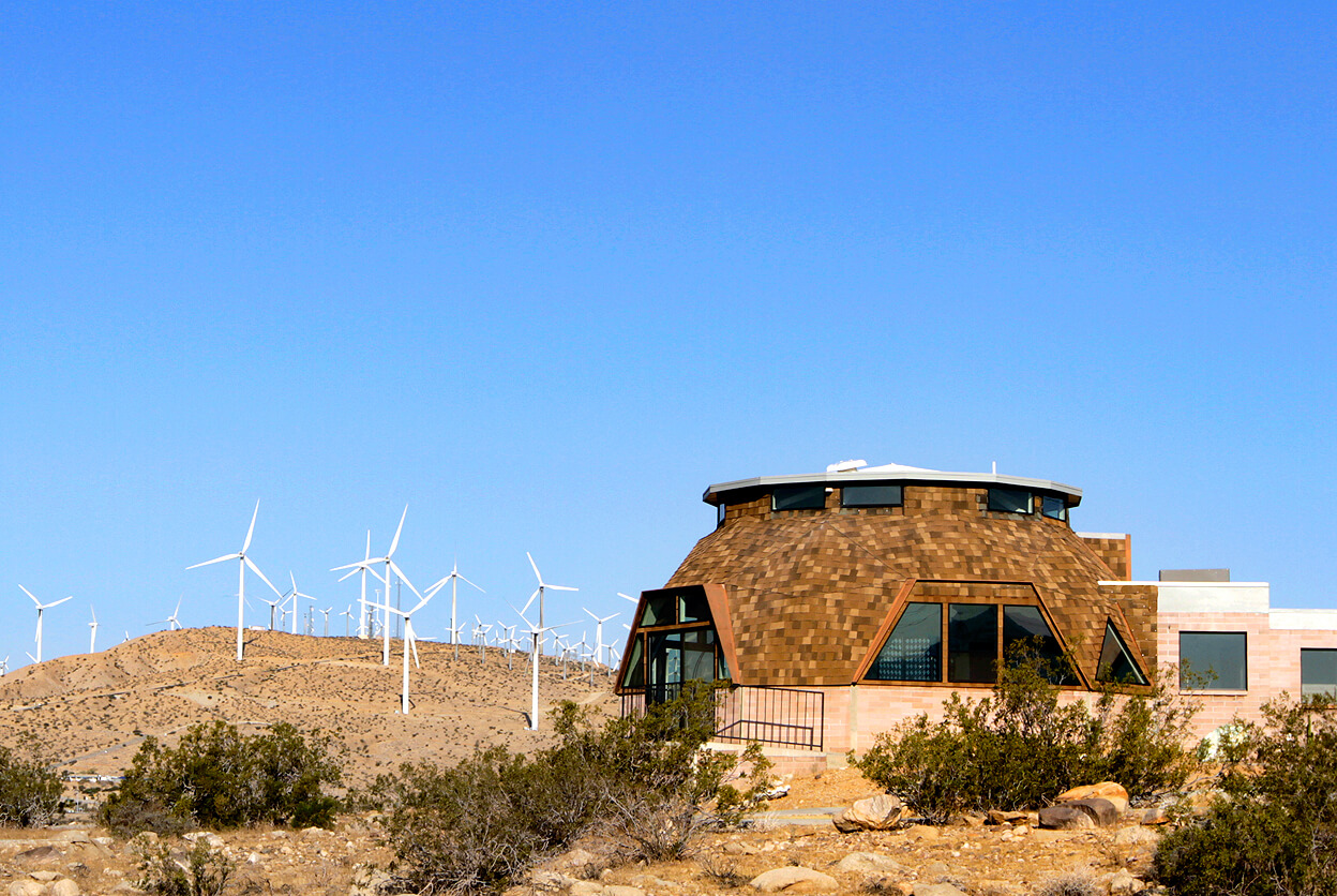 Geodesic Dome House, Palm Springs, CA | vacation home rentals