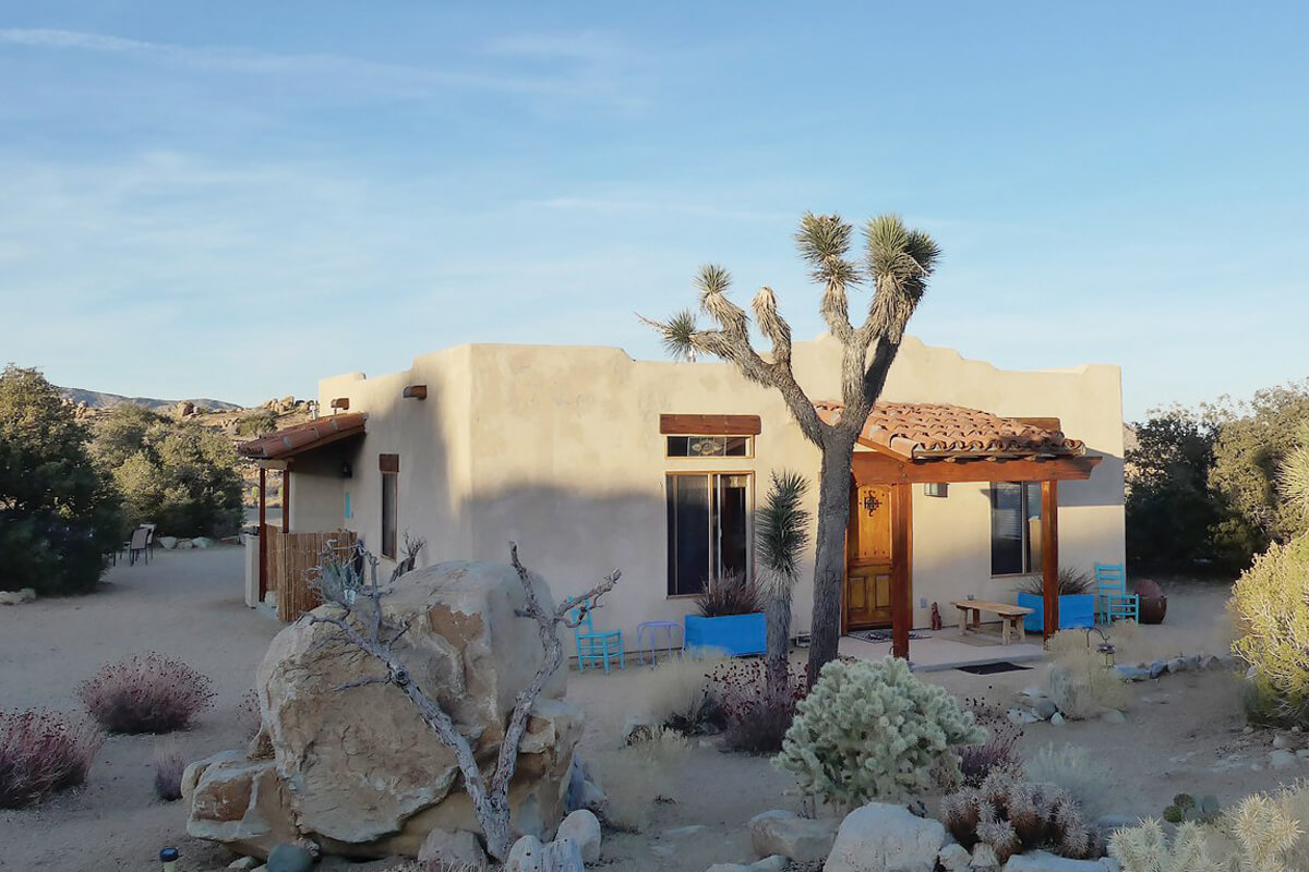 High Desert Eden, Pioneertown, CA | vacation home rentals