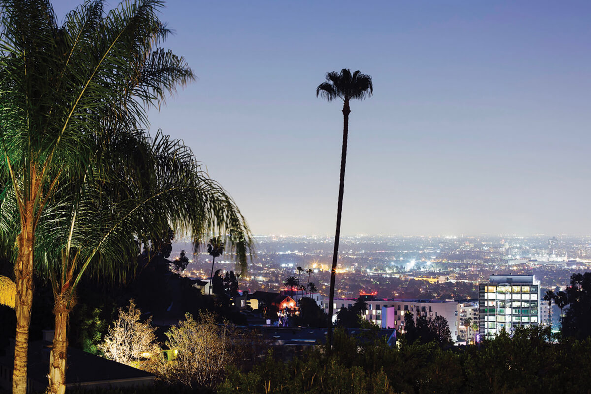 Lew House, Hollywood Hills, California | holiday homes, holiday rentals
