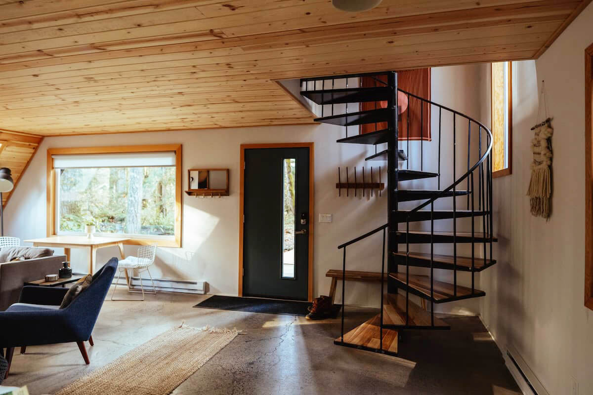 Niksen House - Rhododendron, Oregon, United States   vacation home rentals   vacation home rentals