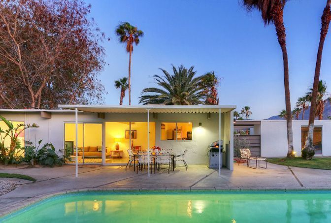 Racquet Club Alexander, Palm Springs, California | holiday lettings