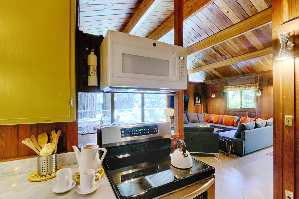 River's Bend - Guerneville, California, United States   cabin rentals