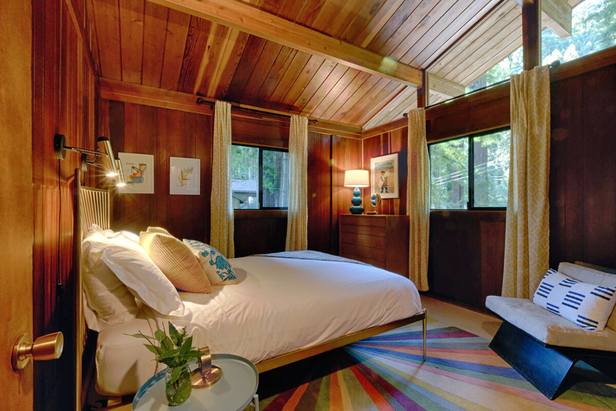 River's Bend - Guerneville, California, United States | cabin rentals