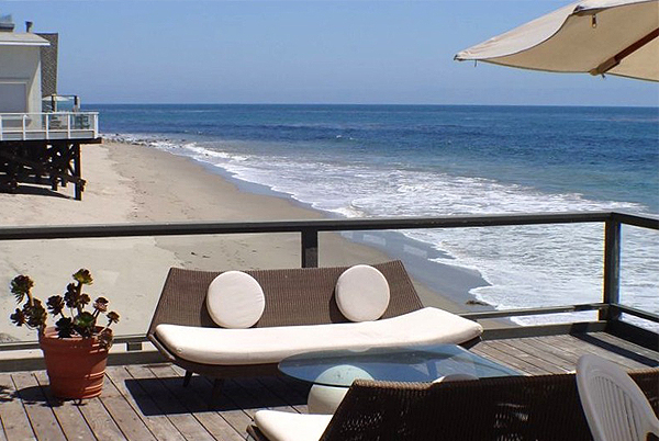 Malibu Beach House Sand and Surf, Malibu, California | beach house rentals