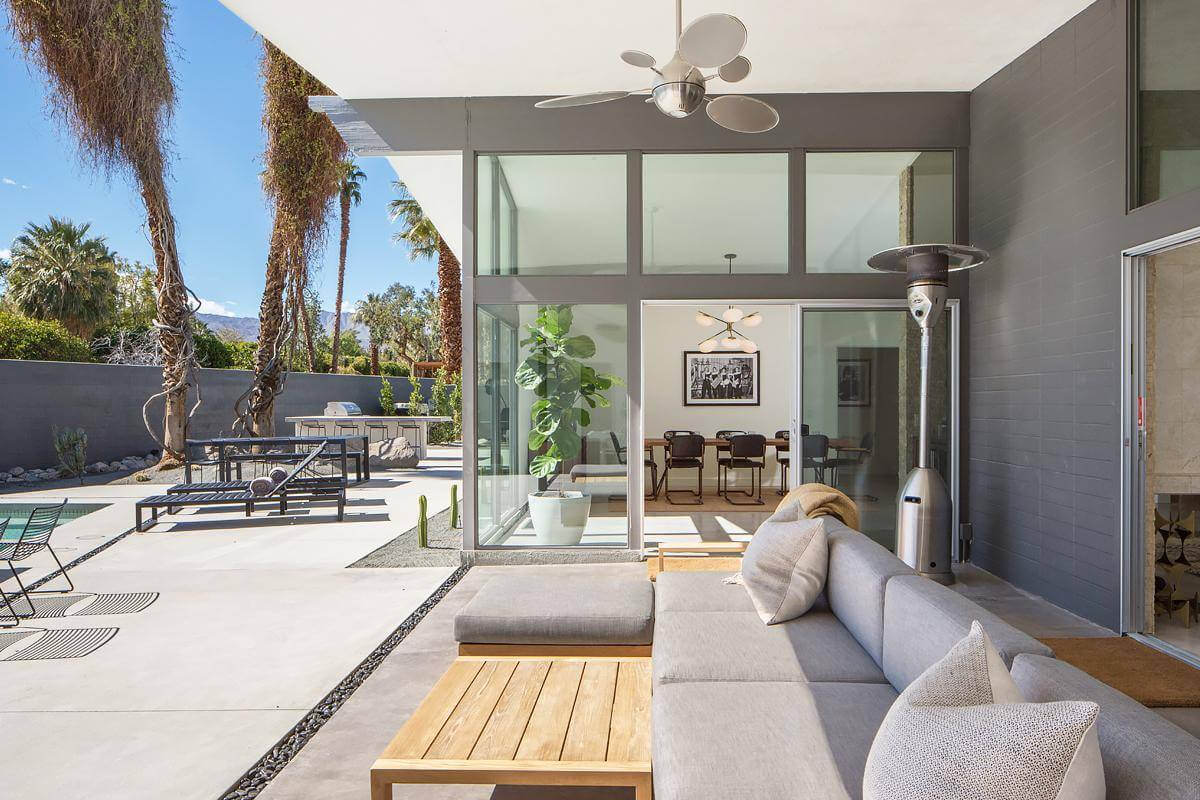 The Whip it Ranch - Palm Desert, Riverside County, United States | modern vacation rentals | modern vacation rentals