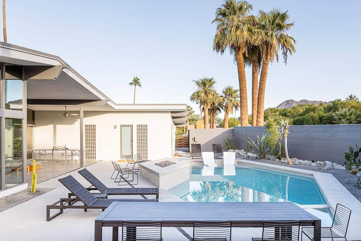 The Whip it Ranch - Palm Desert, United States | modern vacation rentals | modern vacation rentals