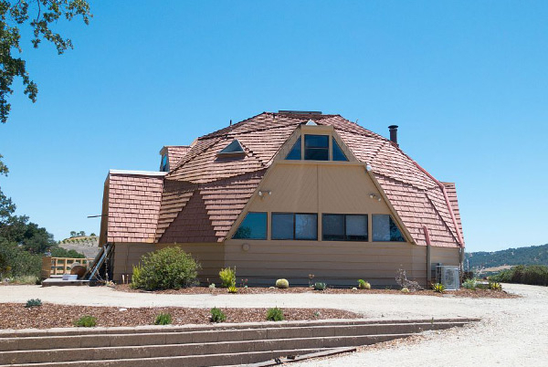 Vineyard Dome House, Paso Robles, California | vacation home rentals