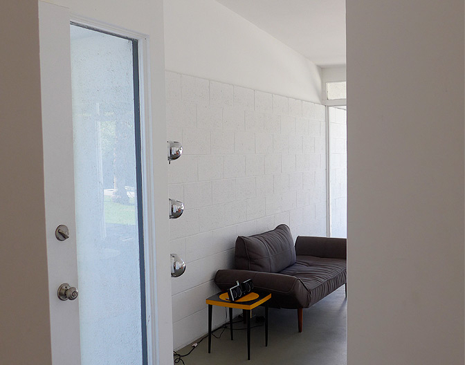 Wexler House, Palm Springs, California | holiday lettings