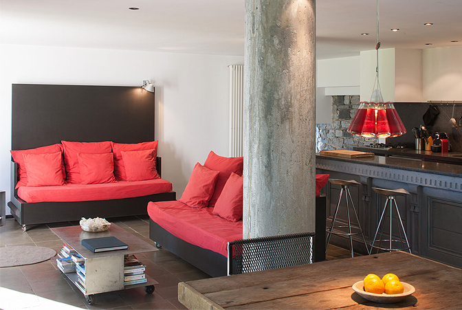 The Old Mill, Anhée, Belgium | vacation home rentals