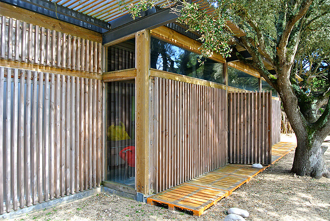 Architect House, Île d'Oléron, France | holiday homes, holiday rentals