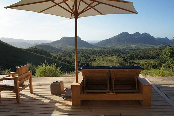 Architect's Villa, Corsica, France | holiday lettings