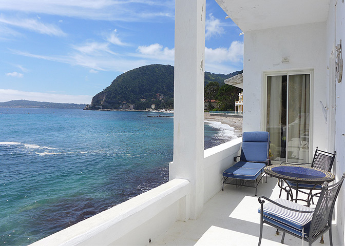 Beach Front, Èze, Côte d'Azur, France | holiday homes, holiday rentals